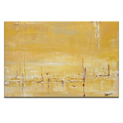 Artist Lane Summer Glow by Patricia Baliviera Art Print Wrapped on Canvas