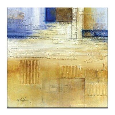 Artist Lane Beauteous No.5 by Kathy Morton Stanion Art Print Wrapped on Canvas