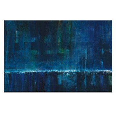 Artist Lane Waterfall 1 by Patricia Baliviera Art Print Wrapped on Canvas