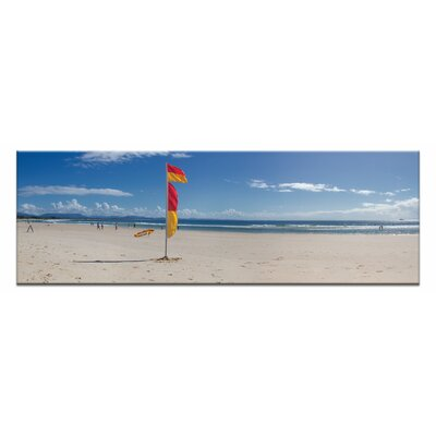Artist Lane Byron Bay Bliss by Andrew Brown Photographic Print on Canvas