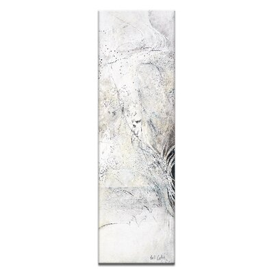 Artist Lane White Light by Gill Cohn Graphic Art Wrapped on Canvas