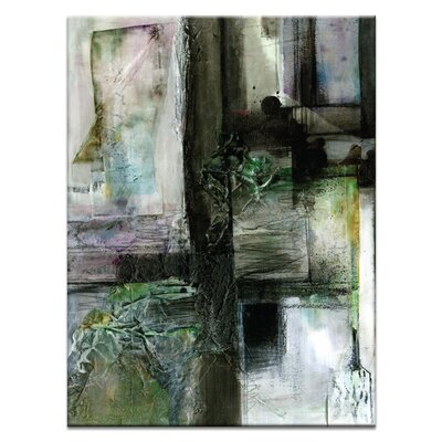 Artist Lane Deep in the Moment No.2 by Kathy Morton Stanion Art Print Wrapped on Canvas