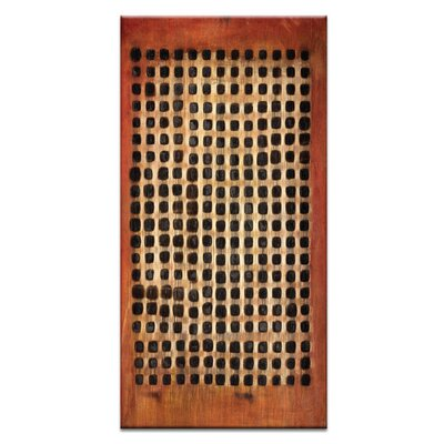 Artist Lane Ad Infinitum #8 by Katherine Boland Art Print on Canvas in Black/Brown
