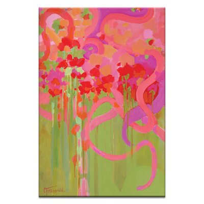 Artist Lane Why Not by Catherine Fitzgerald Art Print on Canvas