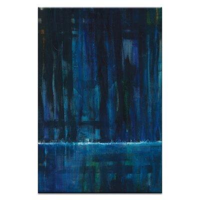 Artist Lane Waterfall 2 by Patricia Baliviera Art Print on Canvas