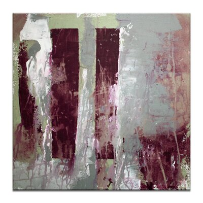 Artist Lane Remnant by Steve Leadbeater Graphic Art Wrapped on Canvas