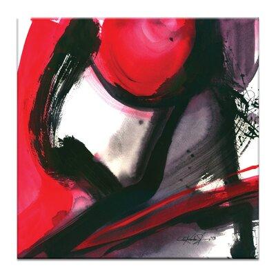 Artist Lane Passion Dance No.2 by Kathy Morton Stanion Art Print Wrapped on Canvas
