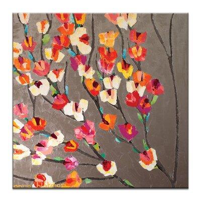 Artist Lane Magnolia by Anna Blatman Art Print on Canvas