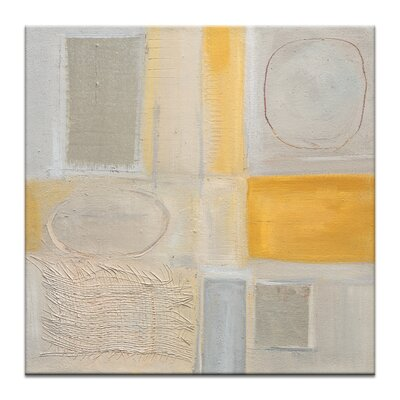 Artist Lane 50's-3 by Karen Hopkins Art Print Wrapped on Canvas