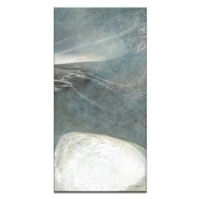 Artist Lane Light, Water 2 by Gill Cohn Graphic Art Wrapped on Canvas