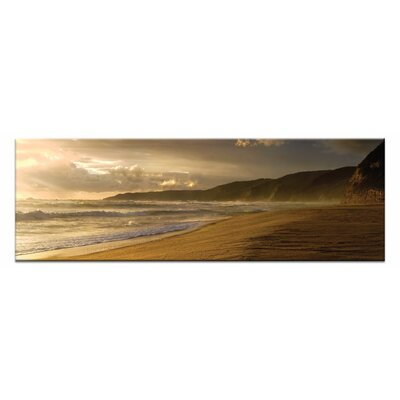 Artist Lane Johanna Gold by Andrew Photographic Print Wrapped on Canvas in Brown