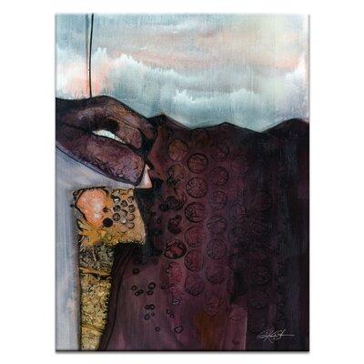 Artist Lane Nature Journey No.3 by Kathy Morton Stanion Art Print Wrapped on Canvas