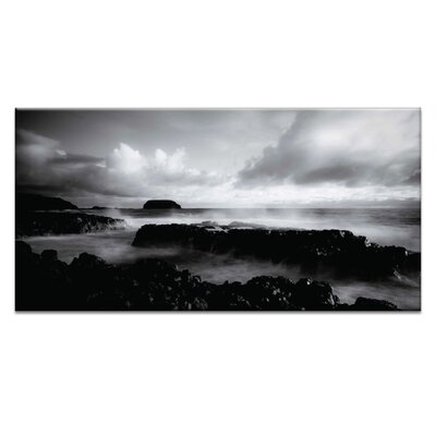 Artist Lane Storm Shelf by Caroline Gorka Photographic Print Wrapped on Canvas
