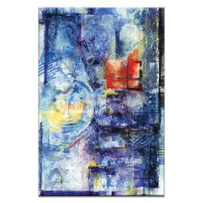 Artist Lane Absence of Reality 007 by Kathy Morton Stanion Art Print Wrapped on Canvas