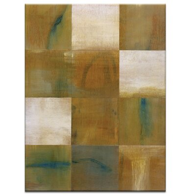 Artist Lane Venezia #2 by Katherine Boland Graphic Art on Canvas in Brown