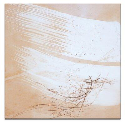 Artist Lane Encaustic 8 by Gill Cohn Art Print on Canvas