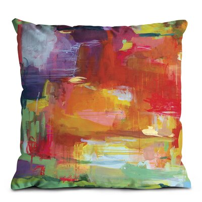 Artist Lane Attack Cushion Cover