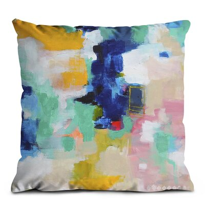 Artist Lane House Picket Fence Cushion Cover