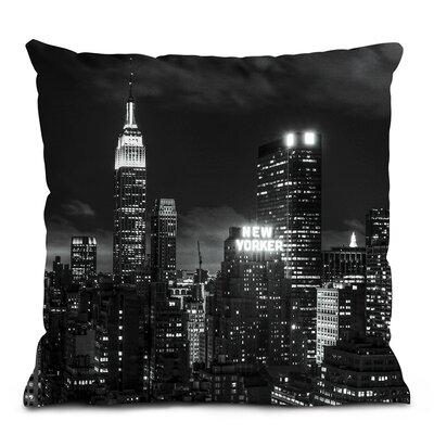 Artist Lane Monochrome City Scatter Cushion