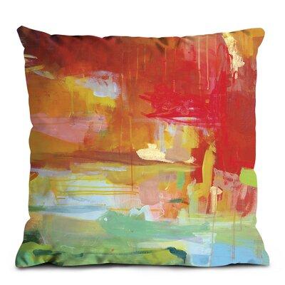 Artist Lane Attack Cushion Cover