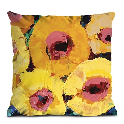 Artist Lane Poppies Cushion Cover