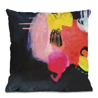 Artist Lane It Dives It Jumps Cushion Cover