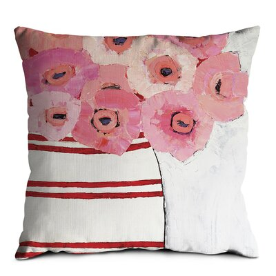 Artist Lane Poppy Jar Cushion Cover
