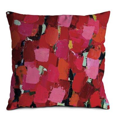 Artist Lane Fire Reds Cushion Cover
