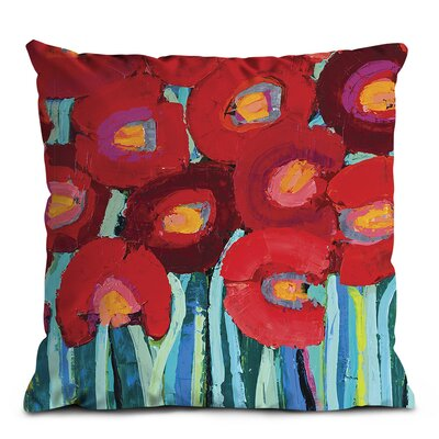 Artist Lane Poppy Jar Scatter Cushion