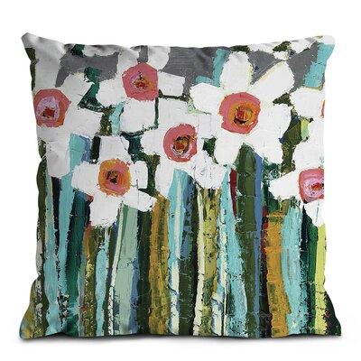 Artist Lane Country Garden Scatter Cushion