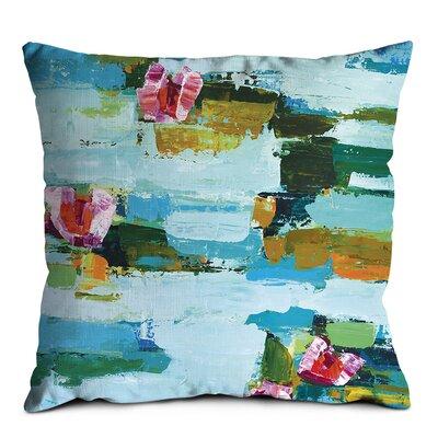 Artist Lane Water Lilies Cushion Cover
