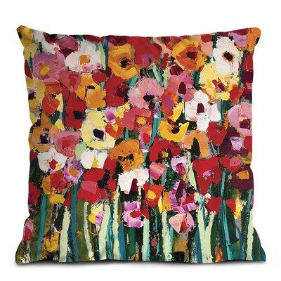 Artist Lane Lovely Poppies Scatter Cushion
