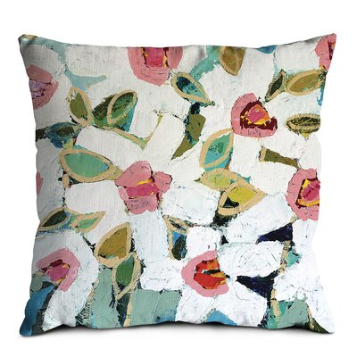 Artist Lane Blue Stems Cushion Cover