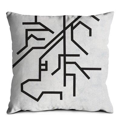 Artist Lane Geometric Cushion Cover