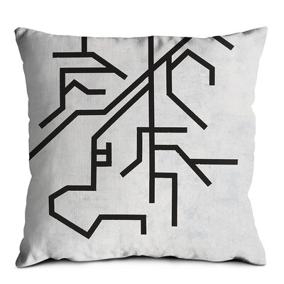 Artist Lane Geometric Scatter Cushion