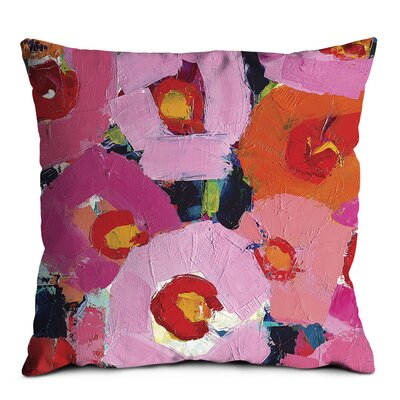 Artist Lane Poppies Scatter Cushion