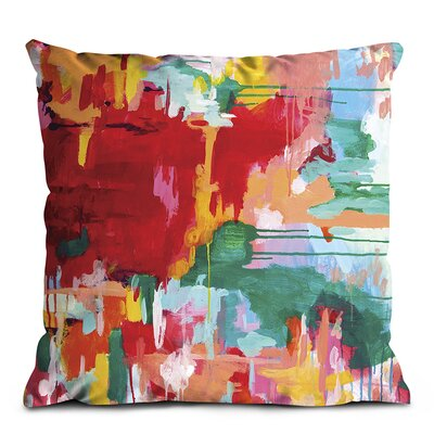 Artist Lane Happy Not Hippy Cushion Cover