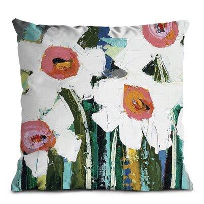 Artist Lane Country Garden Cushion Cover