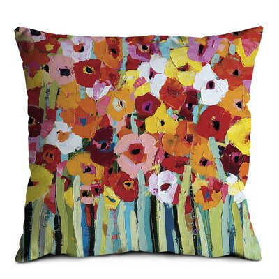 Artist Lane Julies Blooms Cushion Cover