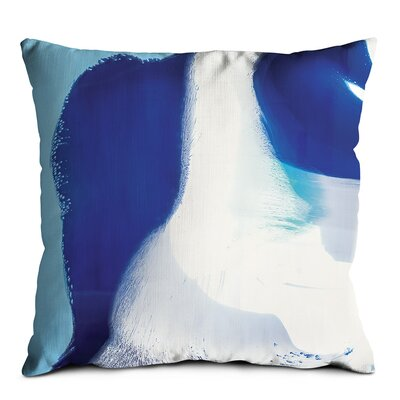 Artist Lane Blue Seahorse Cushion Cover