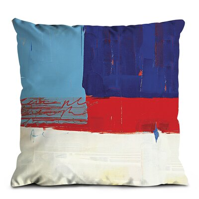 Artist Lane Blue Sunset Scatter Cushion