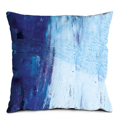 Artist Lane Blue Waters Cushion Cover