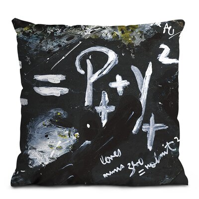 Artist Lane The Theory Scatter Cushion
