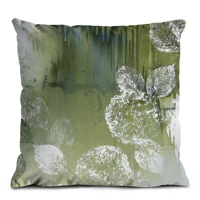 Artist Lane Hydrangea Green Cushion Cover