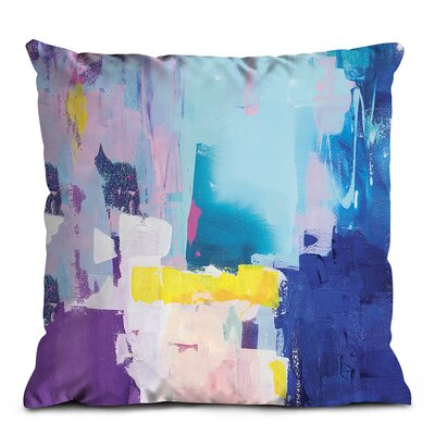 Artist Lane Into The Blue Cushion Cover