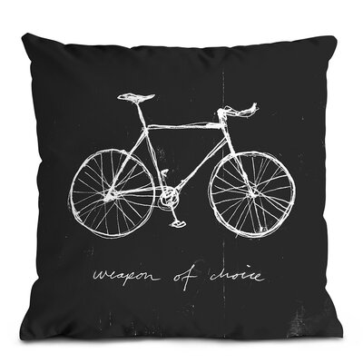 Artist Lane Weapon of Choice Scatter Cushion