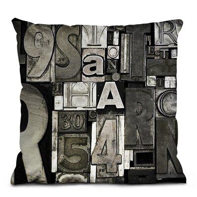 Artist Lane Custom Type Scatter Cushion