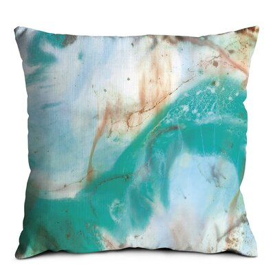 Artist Lane Want to go Wategos Scatter Cushion