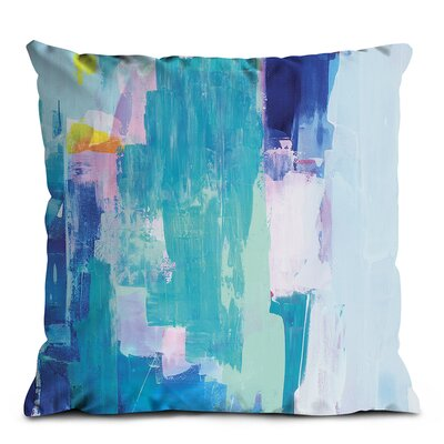 Artist Lane Into The Blue Scatter Cushion