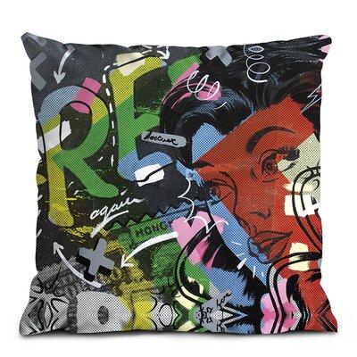 Artist Lane Free Again Scatter Cushion
